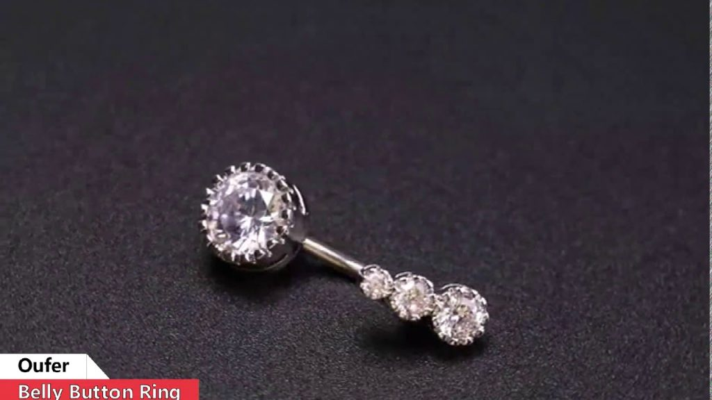 best belly button rings