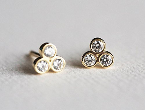 Best Earrings for Round Face